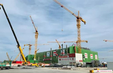 """【News Express】the National Steel Structure Quality Supervision And Inspection Center Has Jointly Carried Out Research On Remote Tofd Automatic Detection Application Technology In Beijing """"Urban Sub-Center Theater Project"""" In Beijing"""