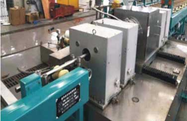 Phased Array Ultrasonic Automatic Testing Equipment for Bars