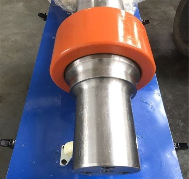 Detection of RD type axle by phased array