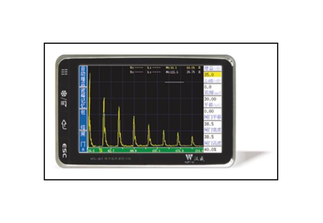 HS Q7 digital ultrasonic flaw detector