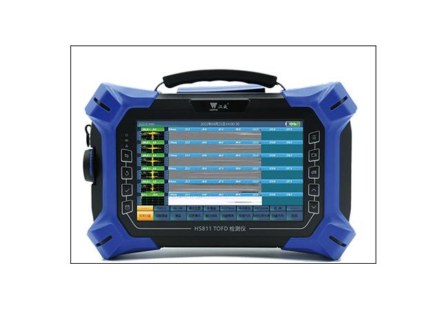 HS 811 TOFD flaw detector