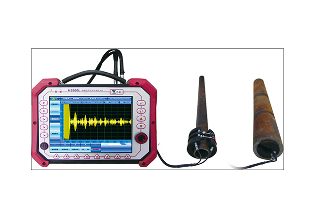 HS 900L Electromagnetic Ultrasonic Low-Frequency Guided Wave Detector